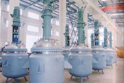Chemical Reactor Manufacturers & Exporters from India