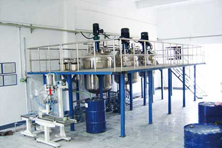 Paint Manufacturing Machine & Exporters from India