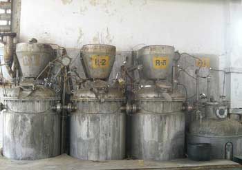 Continuous Nitration Systems Exporters