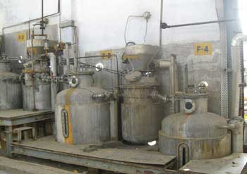 Continuous Nitration Systems India