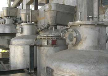 Continuous Nitration Systems