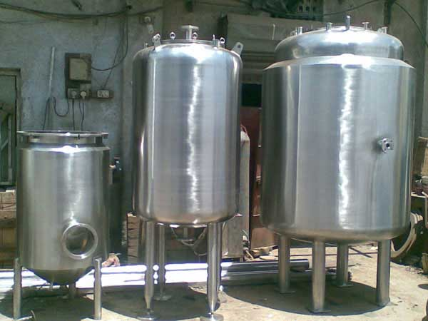 Jacketed vessel Manufacturers & Exporters from India