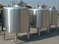 Storage Vessels or Storage Tanks