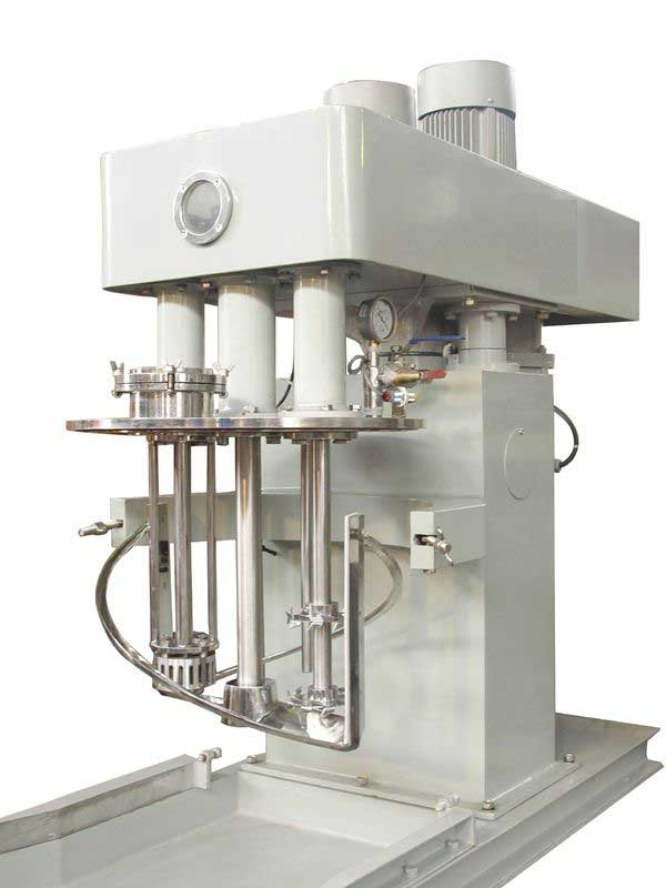 high speed disperser  industrial mixers
