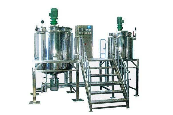 Electric power Composite blender Stainless Steel Reactor / Composite mixer India