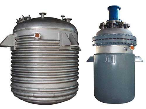 Hydrothermal synthesis Stainless Steel Reactor heat resistant For Lab - From India