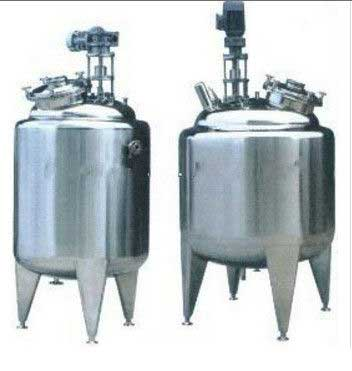 Stainless Steel SUS316L Reactor / Heating Jacketed reactor - From India